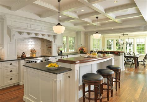 colonial kitchen design colonial revival traditional kitchen boston by jan