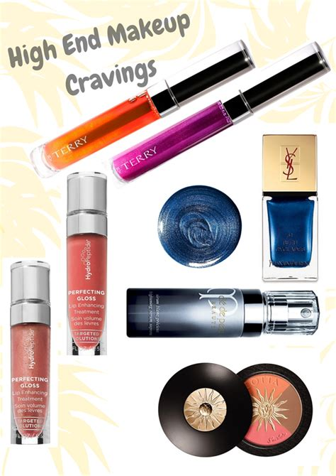 A High End Summer by New High End Makeup Cravings For Summer 2014 Musings Of