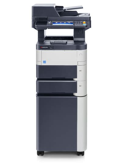 Cabinet For Printer ecosys m3040idn product views products kyocera