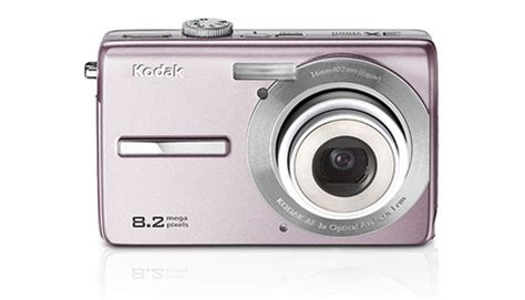 Pink Leather Digital By Kodak by Buy Kodak M863 Digital 8 2 Mp 3 X Optical Colour