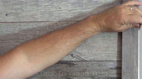 Wood Plank Stick On Wall