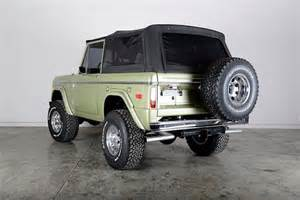 Ford Bronco Soft Top 1966 1977 Ford Bronco Rage Complete Soft Top Kit With