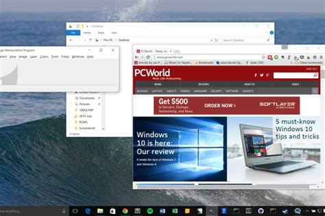 use windows 10 s individual display scaling to perfect