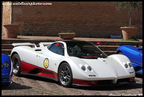 for sale 2003 pearl white pagani zonda s 7 3 for 489 000