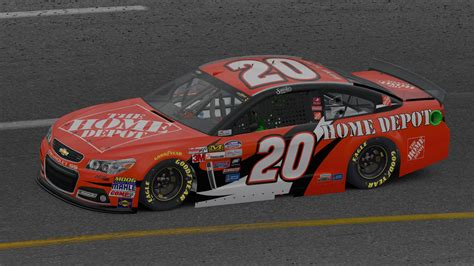 tony stewart home depot 2004 by werth trading paints