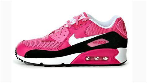 Air Max Pink pink nike air max 90 girly sneakers cool sneakers