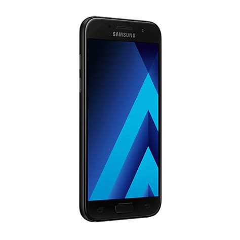 Handphone Samsung Galaxy A3 2017 A320 samsung galaxy a3 a320 black