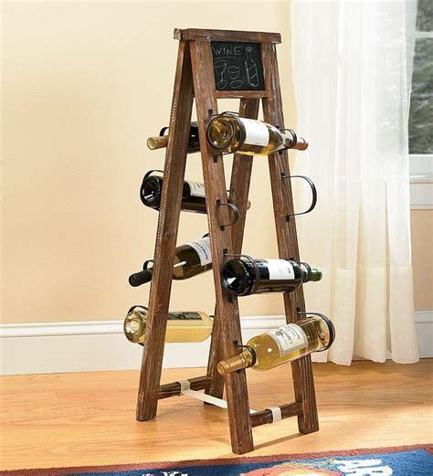 diy wine racks door window projects
