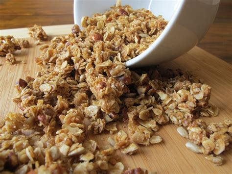 granola recipe dishmaps