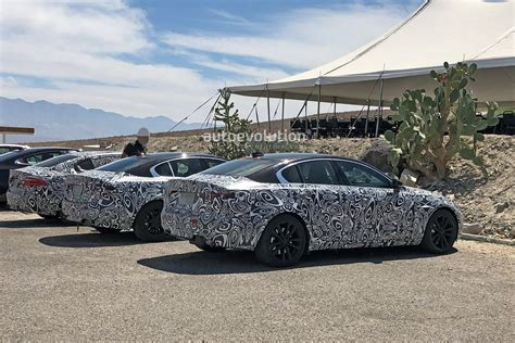 Jaguar Xe Facelift 2020 by 2020 Jaguar Xe Facelift Spied Testing In The Heat