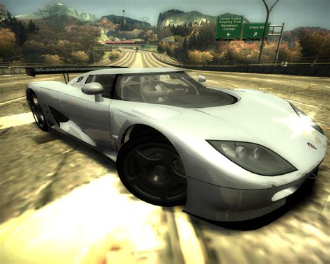 koenigsegg car from need for speed need for speed most wanted cars by koenigsegg nfscars
