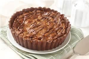 black bottom chocolate pecan pie recipes robin hood