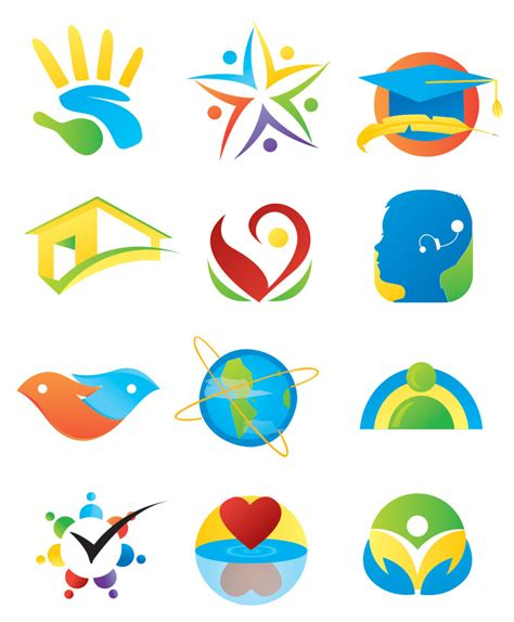 free logo design icons free vector logo graphics clipart best