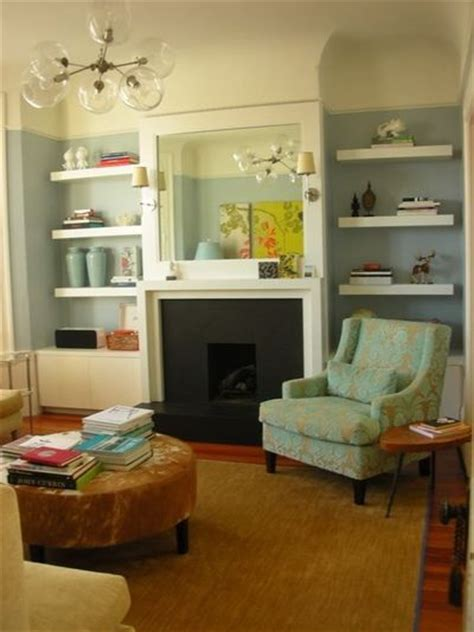 fireplace with shelves on each side love the fireplace with shelves to each side for the