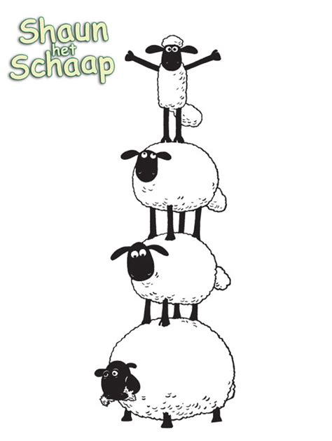 Shaun The Sheep Coloring Pages Kids N Fun Com Coloring Page Shaun The Sheep Shaun The Sheep by Shaun The Sheep Coloring Pages