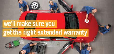 extended warranty personal car shopper