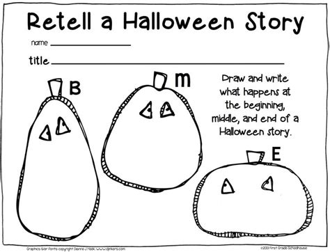 educational coloring pages for first grade halloween printables for first graders halloween