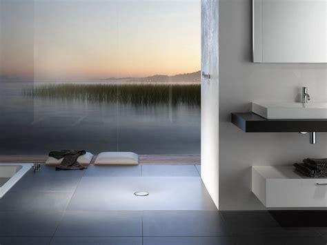 bette floor shower tray bettefloor square shower tray by bette design tesseraux