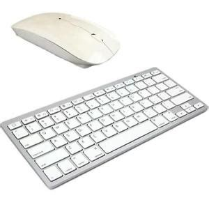 Keyboard Mac Wireless mac wireless keyboard and mouse ebay