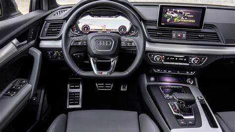 Audi Q5 Interior by Preview 2018 Audi Q5 Suv Consumer Reports