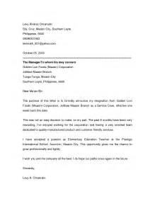 resignation letter format email mailings friendly