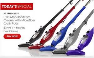 steam mop x cleaner