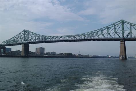 les ponts en treillis pont jacques cartier