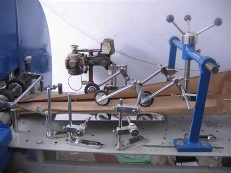 Paper Bag Folding Machine - fully automatic paper bag machine with flexo