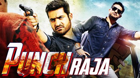 film india action punch raja 2016 jr ntr full hindi dubbed action
