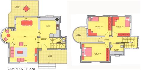 villa floor plans india villa house plans modern house