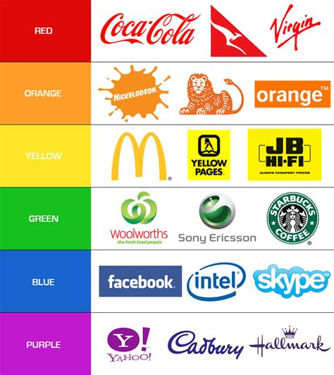 color brand branding colors design 4