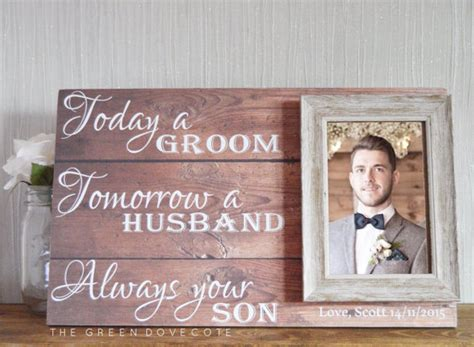 Wedding Album Gift For Parents by Gift For Grooms Parents Thank You Wedding Gift Parents Of