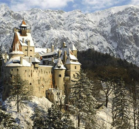 home of dracula castle in transylvania bran castle transylvania romania romania pinterest