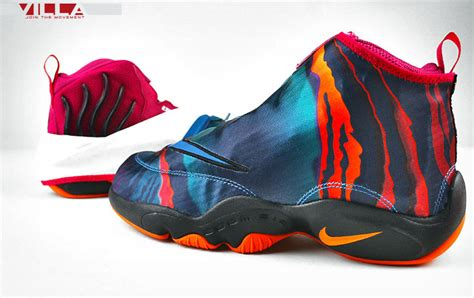 glove sneakers nike tech challenge nike air zoom flight the glove served up