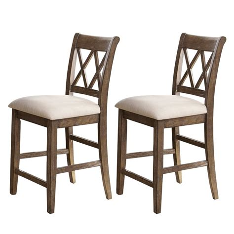 Steve Silver Counter Stools by Steve Silver Franco Counter Stool In Gray Fr600cc