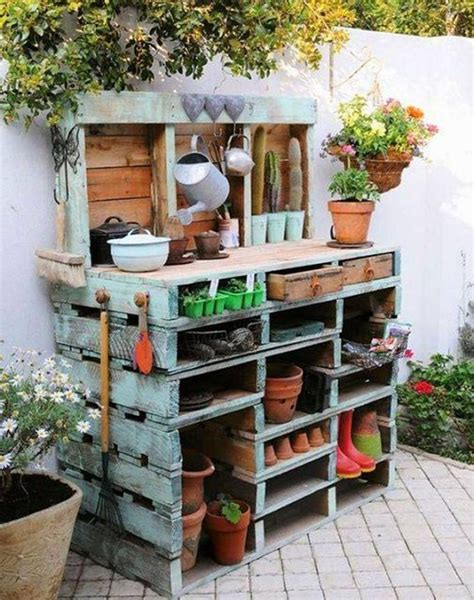 Garden Ideas With Pallets The Best Diy Wood Pallet Ideas Gardens Diy Pallet And Tables