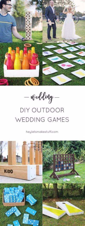 diy outdoor summer wedding ideas 41 best diy ideas for your outdoor wedding