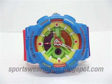 Shock Yss Ukuran 36 Sportswear Shop G Shock Ga 110 Large