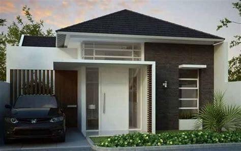 model rumah minimalis type  sederhana  harganya