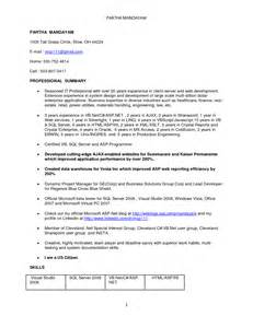 Resume Format Mba 1 Year Experience Resume Sample Java Resume Samples Java Resumes Java