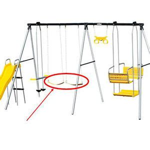 flexible flyer swing set recall playgrounds rings swing sets parents