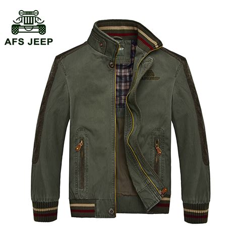 afs jeep jacket plus size m 5xl 2016 european style s