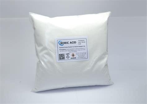 Boric Acid 1kg 1001651000 boric acid
