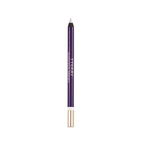 by terry crayon khol terrybly white wish 16 net a wei 223 malerei make up trend white liner beautypunk