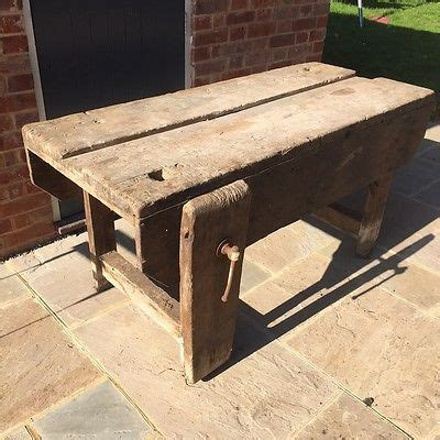 carpenters benches vintage carpenters woodworking bench woodworking