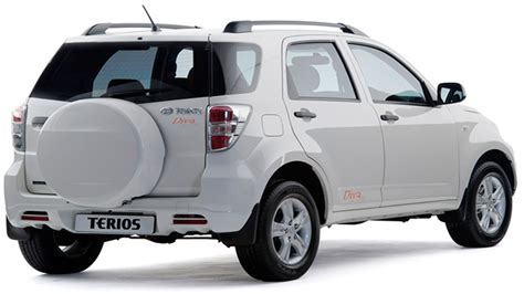 daihatsu terios daihatsu terios 2013 a small and efficient road dream