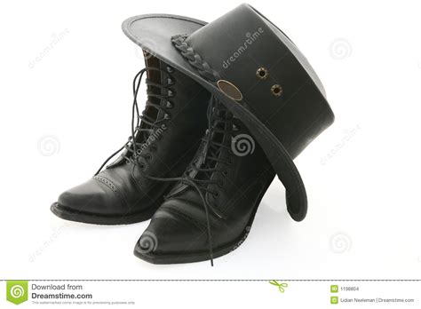 boot hat boots and hat stock images image 1198804