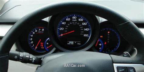 manual repair autos 2009 toyota matrix instrument cluster dash warning lights