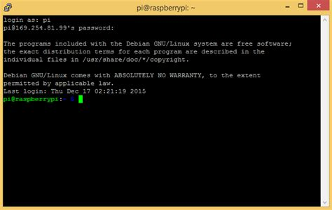 how to connect to raspberry pi how to connect to a raspberry pi directly with an ethernet