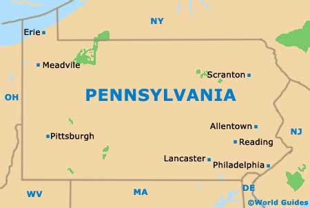 where is philadelphia in the usa map map of philadelphia airport phl orientation and maps